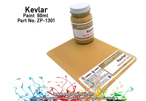 Zero Paints : Kevlar Colour (60ml)