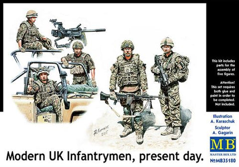 1/35 Modern UK Infantry - Pegasus Hobby Supplies