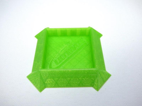 Ultimate Glue Bottle Holder (for Tamiya) - Translucent Green - Pegasus Hobby Supplies