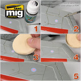 Panel Line Wash : Blue Dirt (35ml) - Pegasus Hobby Supplies
