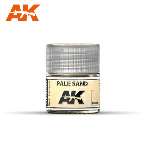 Real Colors - Pale Sand (10ml) - Pegasus Hobby Supplies