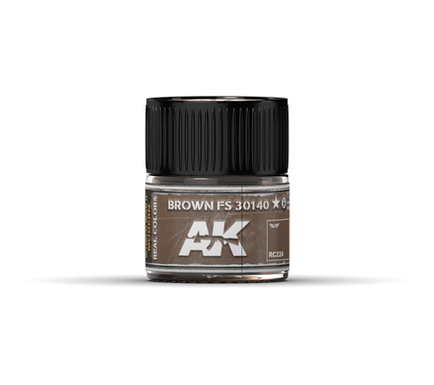 Real Colors - Brown FS 30140 (10ml) - Pegasus Hobby Supplies