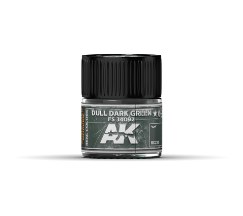 Real Colors - Dull Dark Green FS34092 (10ml)