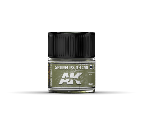 Real Colors - Green FS34258 (10ml)