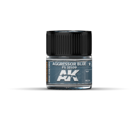Real Colors - Agressor Blue FS 35109 (10ml)