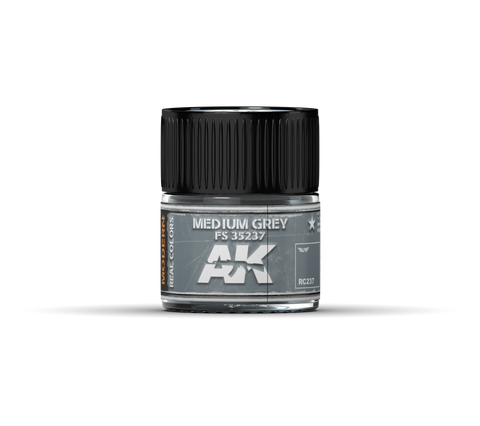 Real Colors - Medium Grey FS 35237 (10ml) - Pegasus Hobby Supplies