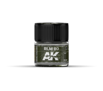 Real Colors - RLM 80 (10ml) - Pegasus Hobby Supplies