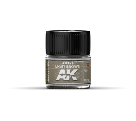 Real Colors - AMT-1 Light Brown (10ml) - Pegasus Hobby Supplies