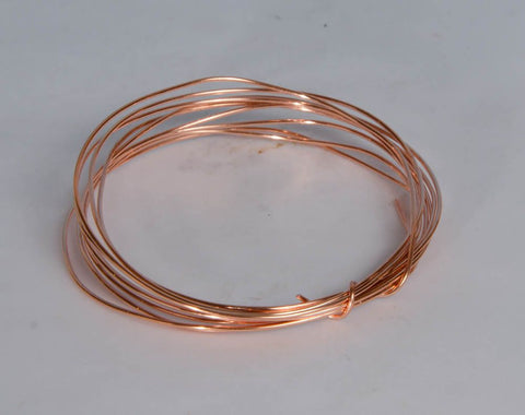 Copper Wire for Handle Bending Tool (1.0mm) - Pegasus Hobby Supplies