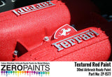 Zero Paints : Red Textured Paint (30ml)