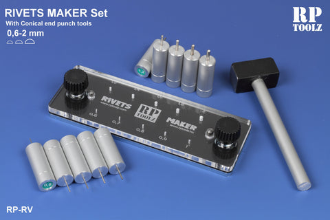 Rivet Maker Set - Pegasus Hobby Supplies