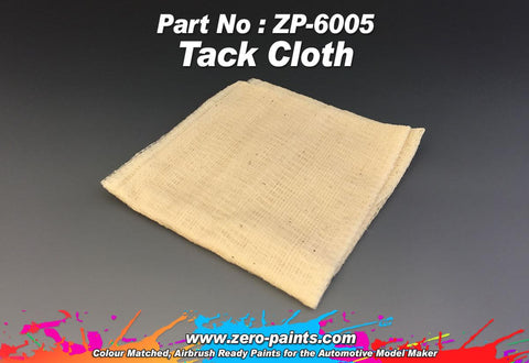 Zero Paints : Tack Cloth