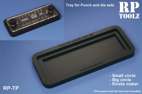 Punch & Die Tray - Pegasus Hobby Supplies