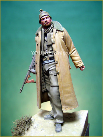 British LRDG 1942 (70mm) - Pegasus Hobby Supplies