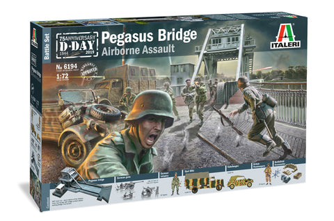 Pegasus Bridge - D.Day - BATTLE SET (1/72)