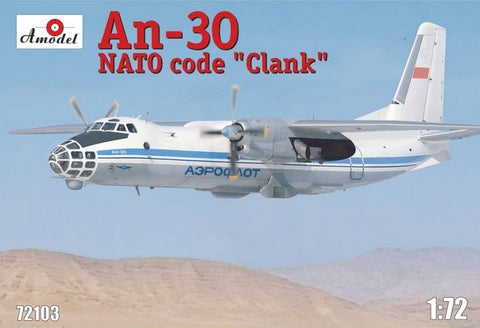 1/72 Antonov AN-30 Clank - Pegasus Hobby Supplies