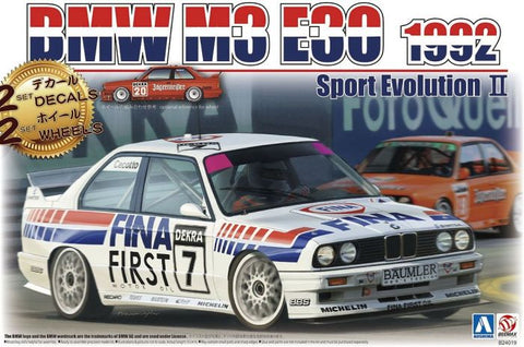 BMW M3 E30 Sport EVO II '92 German