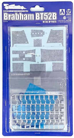 Aoshima : 1/20 Brabham BT52B Detail Up Parts