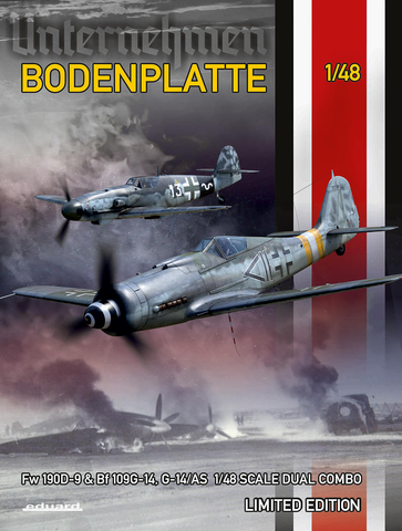Bodenplatte Limited Edition (1/48)