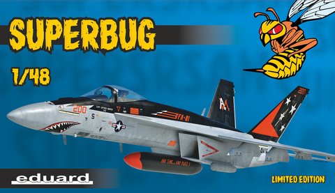 SuperBug F-18E Limited Edition (1/48)
