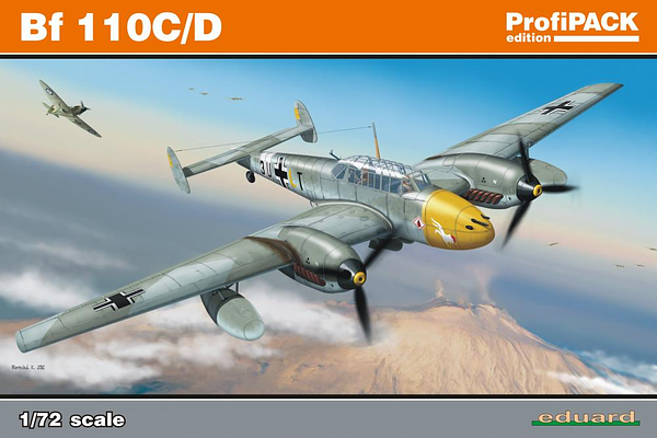 Bf110C/D (1/72)