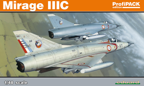 Mirage III C Profipack (1/48) - Pegasus Hobby Supplies