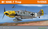 Bf 109E-7 Trop (1/48) - Pegasus Hobby Supplies