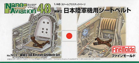 IJA Seatbelts WWII (1/48)
