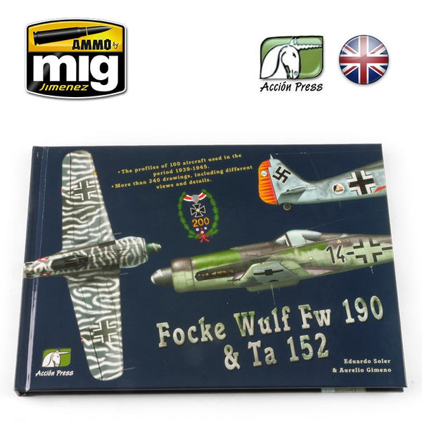 Focke Wulf Fw 190 and Ta 152