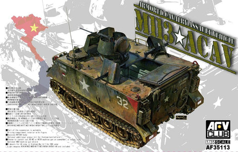 M113A1 ACAV - Pegasus Hobby Supplies