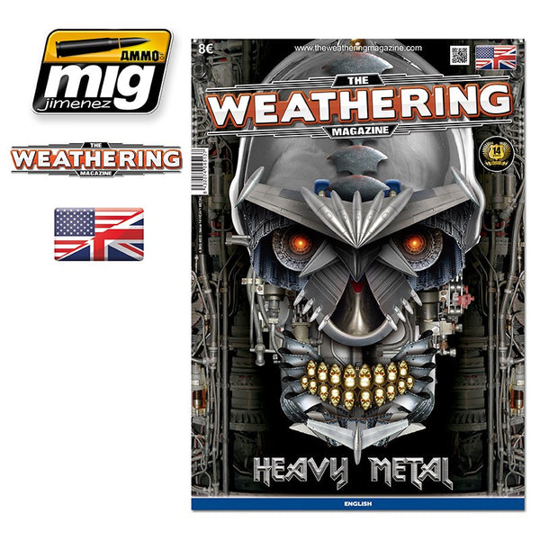 "The Weathering Magazine : Issue 14 - ""Heavy Metal"""