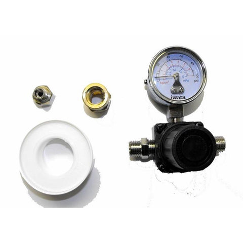 Regulator & Gauge - Pegasus Hobby Supplies