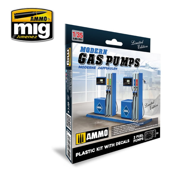 Modern Gas Pumps (1/35)