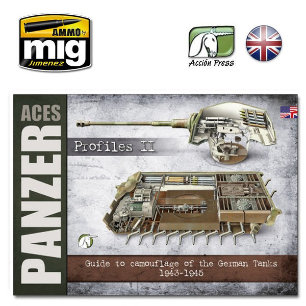 Panzer Aces : Profiles (Vol. 2)