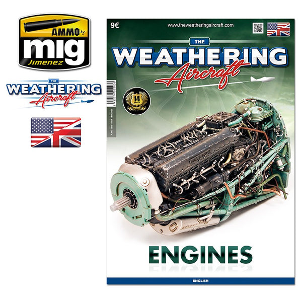 The Weathering Aircraft : Issue 03 - Engines