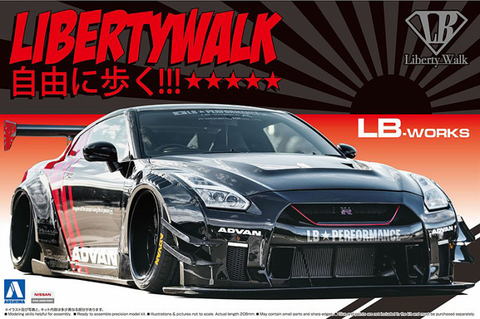 LB Works R35 GT-R Type 2 Ver.2