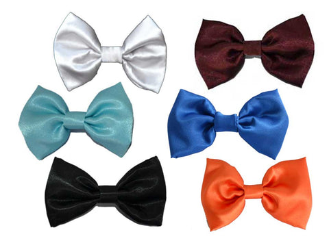 Custom Satin Bow Tie