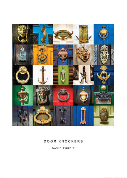 door knockers poster