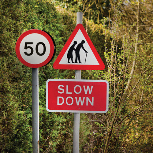 50 slow down