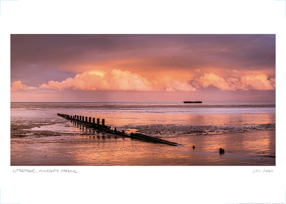 littlestone mulberry harbour poster
