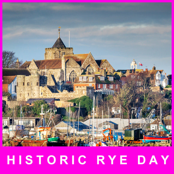 Historic Rye day - Saturday 21 september 2019