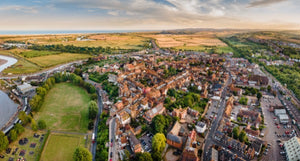 rye from the air