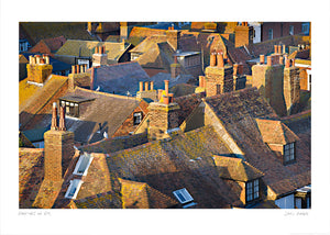 rooftops of rye poster