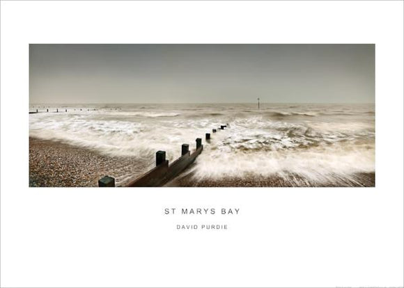 st marys bay poster
