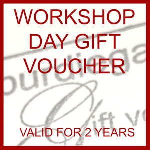 Workshop Day Gift Voucher