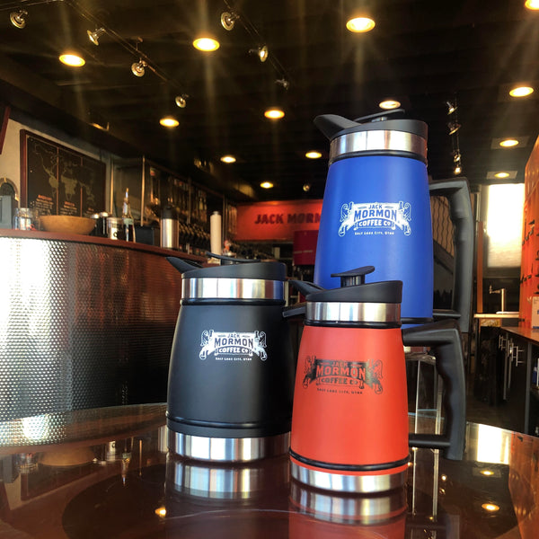 French Press | 20 oz - 48 oz
