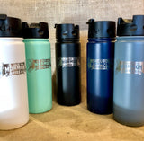 18 oz Fifty/Fifty Thermos