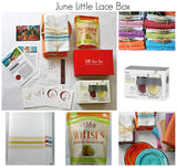 Twelve Months of Little Lace Box (6 boxes delivered bi-monthly over 12 months)