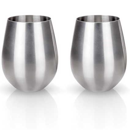Harrison Stainless Steel Tumblers