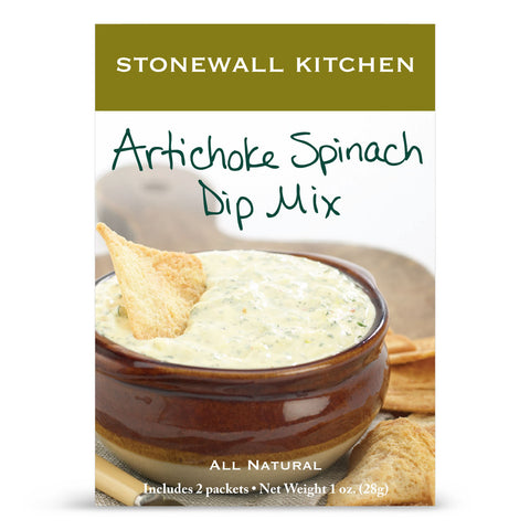 Stonewall Kitchen 3-Dip Mix Party Pack